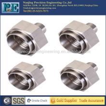 Kundenspezifische hochpräzise CNC-Fräs-Hex-Bar für Auto-Teile