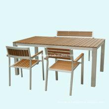 Outdoor Garden Patio Plywood Furniture