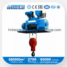 High Quality Wire Rope Electric Construction Hoist