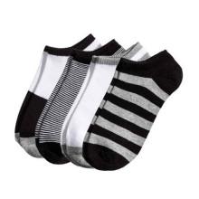 Мужская хлопок лодыжки спортивные носки (MA217)