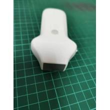 Sonda de matriz de fase de cabeça única de scanner de ultrassom sem fio