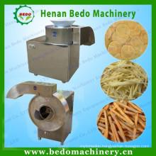 semi-automatic potato chips making machine / potato french fry cutter machine 008613343868847