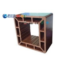 201*201mm Wood Plastic Composite Post for Pergola with SGS, Fsc, CE Certificate