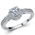 Hot Sale Wedding Ring Jewelry 925 Sterling Silver