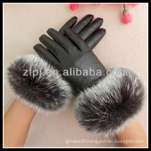 design your own fur lining glove