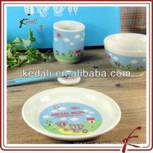 Tazón de fuente japonés de cerámica caliente de la venta