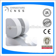 Cotton flame retardent tape,EN533 flame retardent tape,High Visibility flame retardent tape