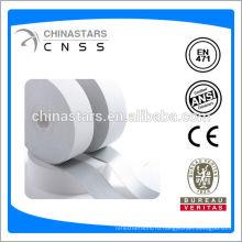 Хлопчатобумажная несгораемая лента, лента с антикоррозийным покрытием EN533, лента с высокой видимостью, не распространяющая горение