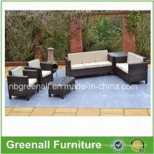 Novo Design Sofá Set Mobiliário de Jardim Importação