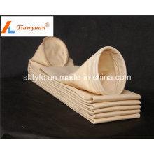 Vente chaude de sac de filtre en fibre de verre Tianyuan Tyc-213023