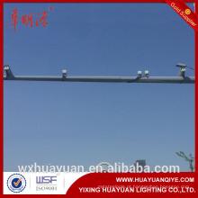 Controle de trânsito de aço controle de estrada de estrada cctv preço do poste