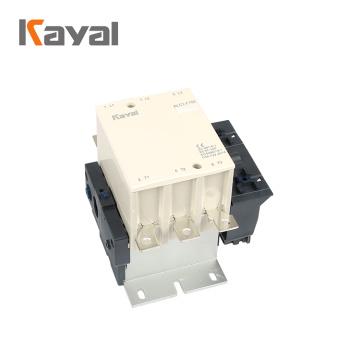 El contactor más vendido de la CA del contactor de la vida útil larga LC1-F 120v 240v 380v ac
