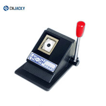Herramienta de corte de tarjeta de identificación de mesa / máquina de corte de naipes