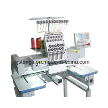 Single Head Desktop Tubular Cap Embroidery Machine (TLC-1201)
