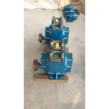 No noise lube oil transfer circular arc gear pump