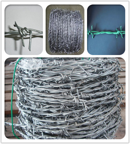 traditional barbed wire