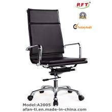 Moderne Büro Ergonomische Freizeit Leder Eisen Executive Chair (RFT-A2005)