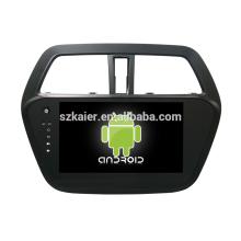 Octa core! Android 7.1 dvd de voiture pour Suzuki Scross avec écran capacitif de 9 pouces / GPS / Mirror Link / DVR / TPMS / OBD2 / WIFI / 4G