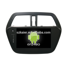 Núcleo Octa! Android 7.1 carro dvd para Suzuki Scross com 9 polegada Tela Capacitiva / GPS / Link Espelho / DVR / TPMS / OBD2 / WIFI / 4G