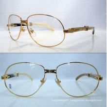 Ct White Mix Yellow Horn Bend Eyeglasses / Ct Horn Reading Glasses / Ct Horn Frame