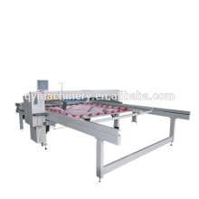 QY-2 single needle quilting machine high accuracy, single needle quilting machine frame