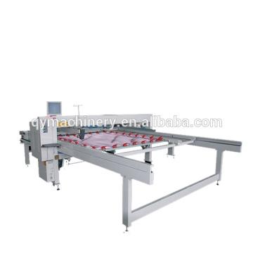 automatische Grenze Quilter für Matratze einzelne Nadel Maschine niedrigen Preis