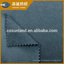 Jersey en sergé tricoté à 100% de fil polyester