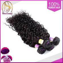 дешевые продукты индийские Виргинские локон,Реми синтетических волос ткать