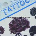 Нетоксичный водонепроницаемый корпус временная наклейка, индивидуальные татуировки наклейки