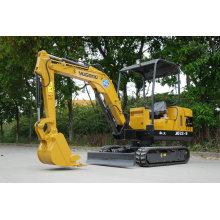 Cavador de bajo precio de Mini excavadora de 2.2 toneladas
