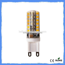 Pequeno tamanho mini g9 levou lâmpada 96 smd 3014 levou gb levou lâmpada