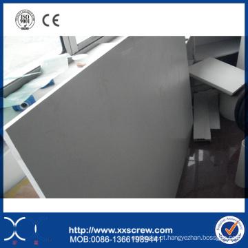 Linha de extrusão de placa de espuma de PVC