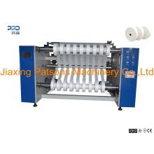 Proveedor de China Proveedor no tejido de bobina cortadora Rewinder Machinery