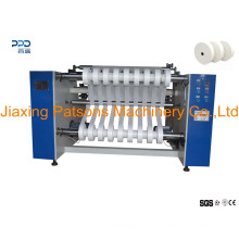 China Supplier Non Woven Fabric Roll Slitter Rewinder Machinery