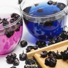 Natural Nutritious Black Wolfberry