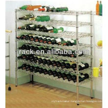 New Design Adjustable Metal Wine Rack Holder (WR9035150A7C)
