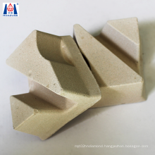 Diamond Abrasive Tool Diamond Frankfurt Magnesite Block for Marble Polishing