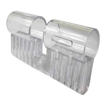 Molde / molde / prototipo plástico precioso en el material claro de Pcl (LW-03644)