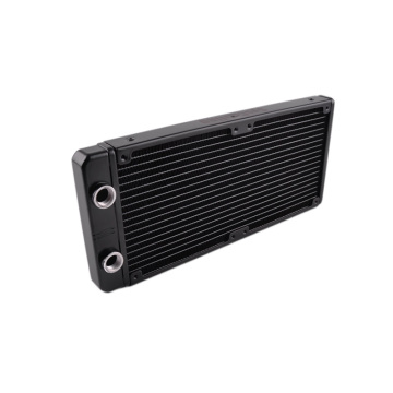 Ultra Thin 240 Water Cooling Aluminum Radiator