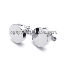 Stainless Steel Men Fashion Cufflink For Mens Shirts