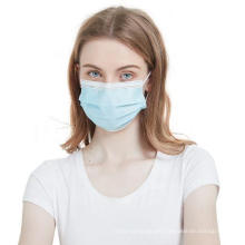 Good Quality Dental Protective 3 Ply Nonwoven Disposable Face Mask