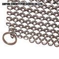 Safe Smaller Ring Edelstahl Kettenhemd Scrubber Oem
