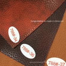 Embossed Woven Synthetic Leather (Hongjiu-788#)