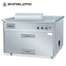 Economia japonês cozinha elétrica teppanyaki grill com certificado CE On Sale