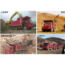 HOWO Huge Dump Truck 70t (ZZ5707S3840AJ)