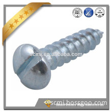 Professional trailer parts manufacturer replacement parts trailer slotted round head wood screw