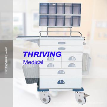 Hot Sale Ambulance Medicall Trolley (THR-ZY102)