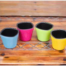 (BC-F1031) Pot de fleurs auto-arrosage en plastique à la mode