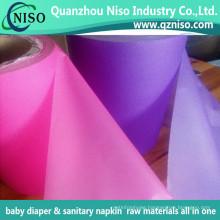 PE Pocket Film for Sanitary Napkin Raw Materials