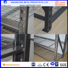 Industrial Rack with Interlocking Channels Black Wrinkle (EBIL-GYHJ)